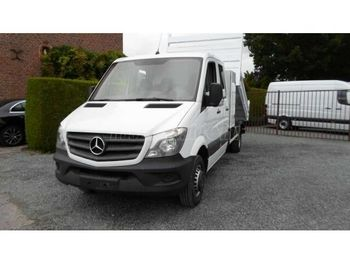 MERCEDES-BENZ SPRINTER 513 cdi DOKA Billencs - Kipper Transporter