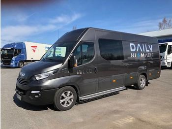 Koffer transporter IVECO Daily 35S18A8 V 1+5 H-A