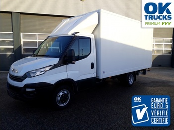 Iveco Daily 35C12 (Euro6 Klima ZV) - Koffer transporter