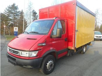 Iveco Daily 65C17 AHK  - Koffer transporter
