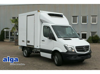 Kühltransporter Mercedes-Benz 316 CDI Sprinter, Carrier Xaario 350, Kress