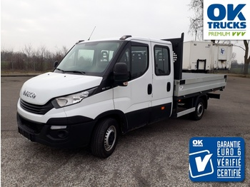 Iveco Daily 35S12D (Euro6 AHK ZV) - Pritsche transporter